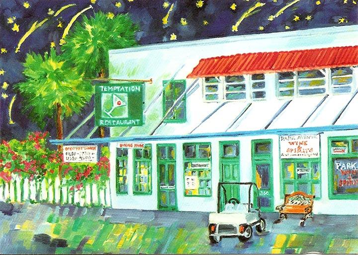 Martha Marlette – Buffalo, NY Artist » The Temp, Boca